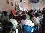 जिल्ला समन्वय समितिका प्रमुख श्री सुर्य बहादुर थापाको अध्यक्षतामा बसेको बैठकमा उपस्थित माननीय मन्त्रीज्यूहरू ,सांसद्ज्युहरु तथा पशुपालक र पन्छिपालक बीच भएको अन्तरक्रियात्मक कार्यक्रमका सहभागीहरु